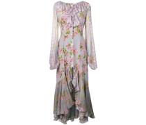 Langes Kaftan-Kleid