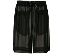 Chiffon-Shorts