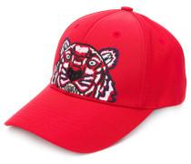 Baseballkappe mit Tiger-Patch