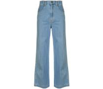 Jeans im Western-Look