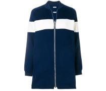 P.A.R.O.S.H. long line bomber coat