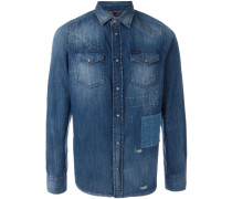 'New-Sonora' Jeanshemd - men - Baumwolle - XL
