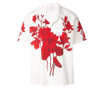 Hemd mit Blumen-Print