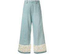 'Flower Garden' Jeans