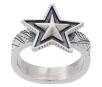 Small Star ring
