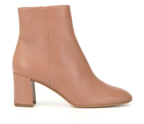 mid-heel ankle boots