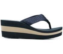 Flip-Flops mit Plateausohle