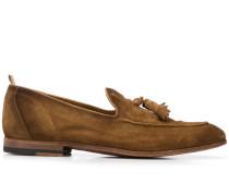 Oxford-Schuhe mit Quasten