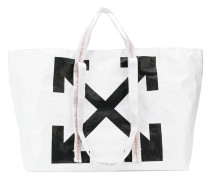 Handtasche mit Pfeilen