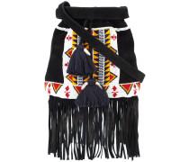 Schultertasche im Tribal-Design