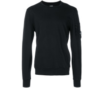 arm lens sweatshirt