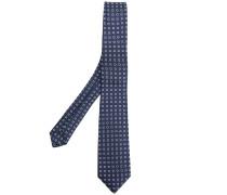 Krawatte mit Jacquardmusterung