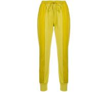 two-tone sweat pants