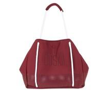 Breite Handtasche