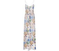 Kleid mit Kachel-Print