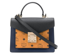 Strukturierte Handtasche