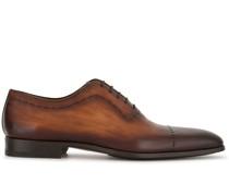 Oxford-Schuhe mit Ziernähten
