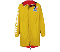 x K-Way wendbarer Windbreaker