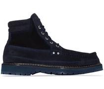 'Les Chaussures Garrigue' Wildlederstiefel