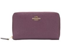 medium crossgrain wallet