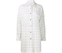 'Mainte' Tweed-Mantel