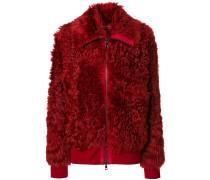 Shearing-Jacke mit Reißverschlusskragen