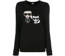'Karl & Choupette Ikonik' Sweatshirt