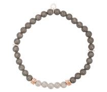 Armband mit texturierten Perlen