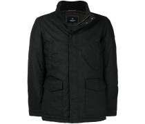 concealed front padded jacket