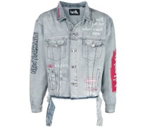 'Responsible For Nothing' Jeansjacke