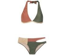 Bikini in Samtoptik