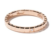 18kt 'Ice Cube Pure' Rotgoldring
