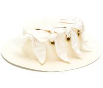 ribbon detail hat