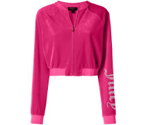 Personalisierbare Cropped-Jacke