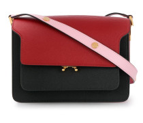 'Trunk' Handtasche in Colour-Block-Optik