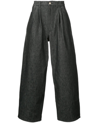 extra wide leg trousers