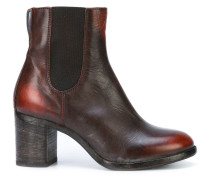 Chelsea-Boots mit mittelhohem Absatz
