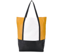 Shopper in Colour-Block-Optik