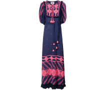 Mela embroidered dress
