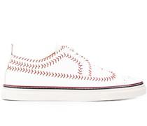 Sneakers im Baseball-Design