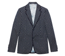 'G Frames' Jersey-Blazer