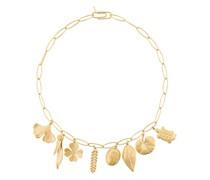 Vergoldete 'Aurelie' Halskette