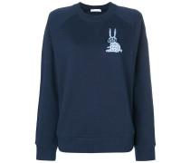 rabbit patch sweatshirt