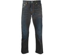 Jeans mit Stone-Wash-Optik