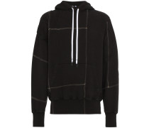 Infantry graphic lines hoodie