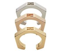 Set aus drei Ringen