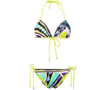 Bikini mit Print