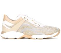 Sneakers mit Verzierungen