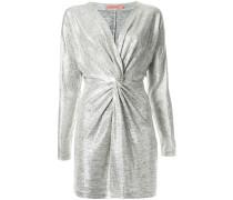 Kleid im Metallic-Kleid