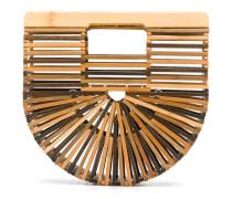 Mini-Tasche aus Bambus